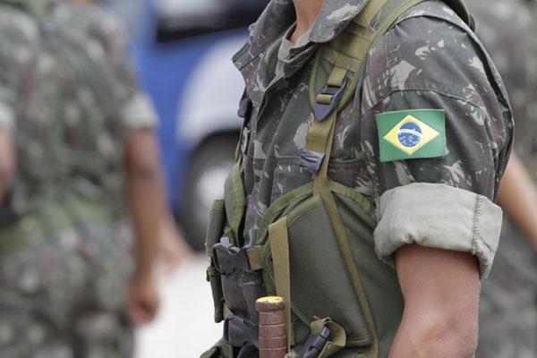 A operação Ágata 7 contará com 25 mil homens na fronteira do Brasil com outros dez países