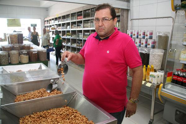 Tarcísio Figueiredo Lucena: Essa ideia de vender a castanha foi em virtude de vermos que o mercado precisava crescer e a castanha chegar na mesa do consumidor.