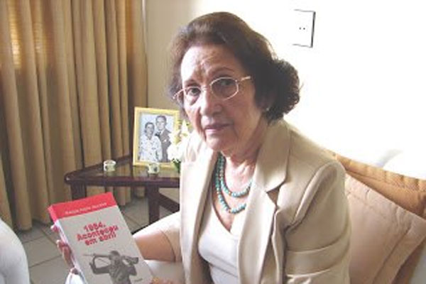 Mailde faleceu aos 88 anos de idade