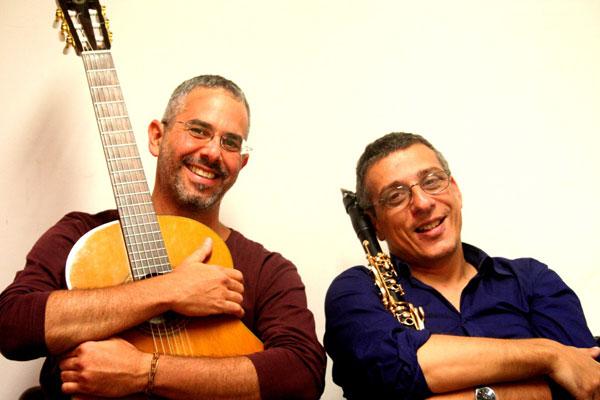 Taufic e Mirabassi celebram a boa música instrumental