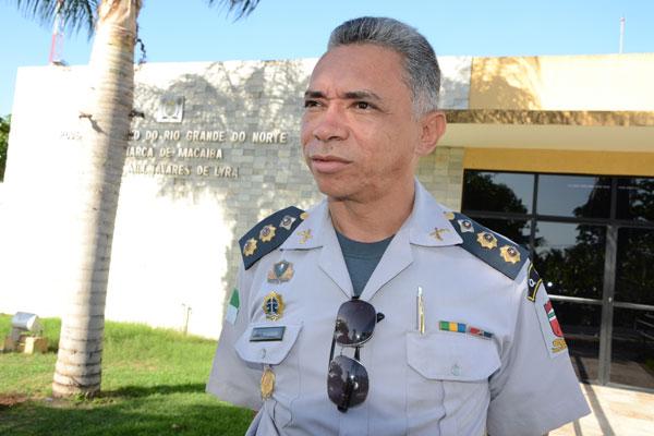 Coronel Josimar de Lima: O pessoal vem só para matar mesmo. Sabe, inclusive, os horários que as viaturas passam.