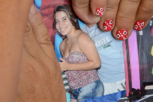 Ana Beatriz foi uma das sete vítimas de homicídio em Macaíba