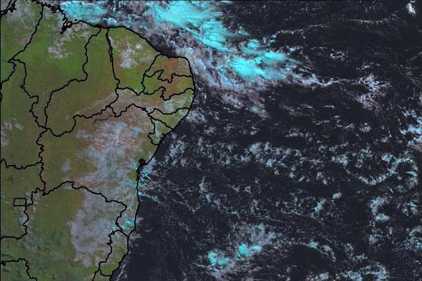 Previsão de é chuvas moderadas durante início da semana no RN