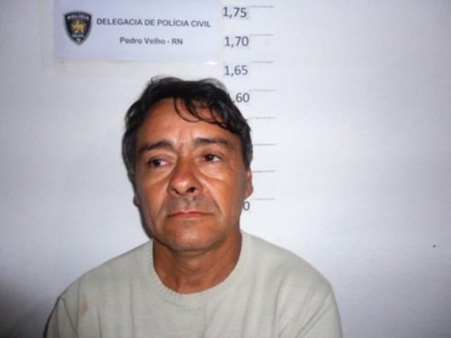 Marival Antônio de Oliveira, 47, é um dos presos da operação Lata Velha