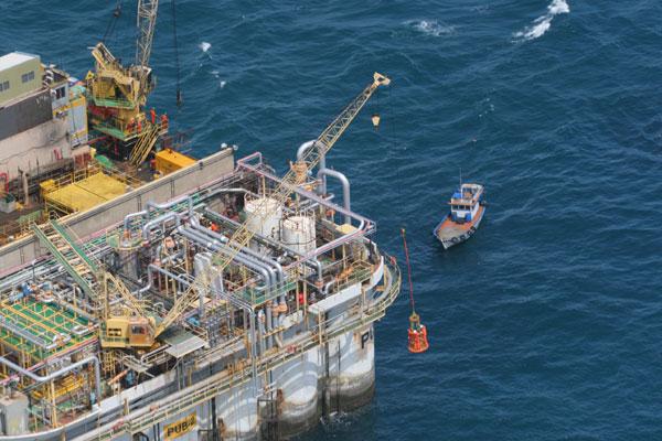 A exploração no mar despertou forte interesse das empresas durante o leilão. No RN, a Petrobras operava sozinha no segmento
