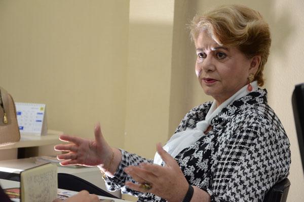 Wilma de Faria atualmente é vice-prefeita de Natal. Foi governadora do Estado em dois mandatos consecutivos.