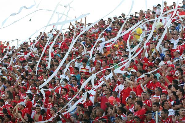 Torcida do América deve comparecer em bom número ao estádioBarrettão