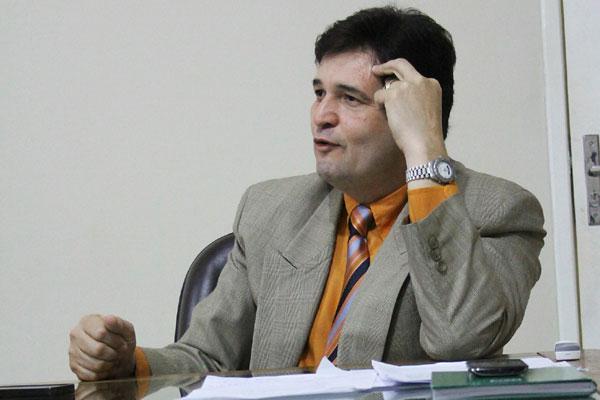 Ricardo Sérgio assume Degepol