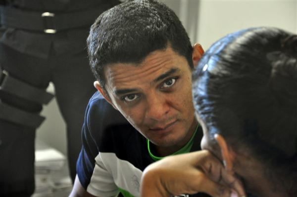 O ex-policial militar Márcio André já havia sido preso por duplo homicídio em 2010