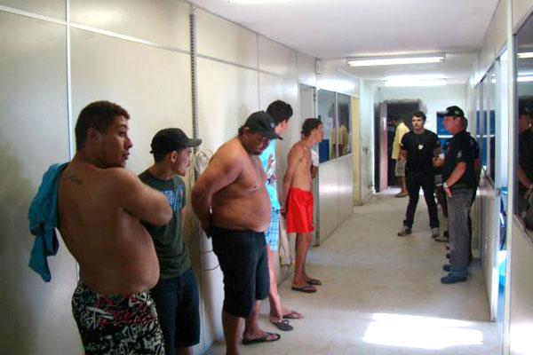 Suspeitos foram presos no Alto Oeste do Rio Grande do Norte