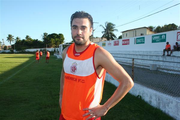 O goleiro Andrey foi o grande nome da partida contra o Palmeiras