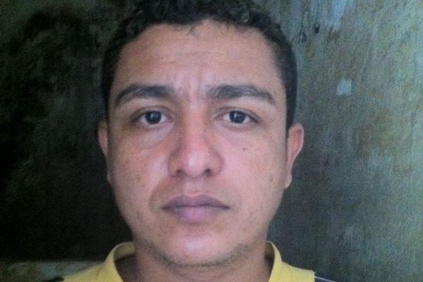 Rodrigo Januário Alves, 30 anos, conhecido como Coringa, foi preso nessa segunda (3)
