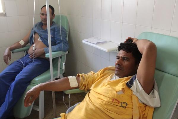 Outros trabalhadores foram atendidos no Cidade Satélite