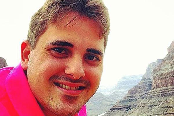 Fabinho Porcino foi raptado de dentro da loja da família