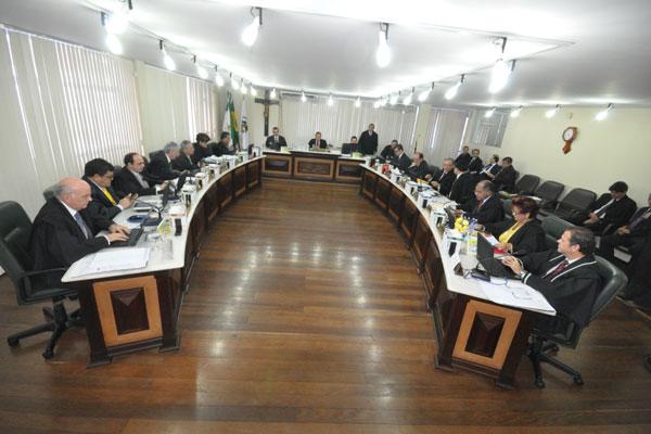 Resultado de imagem para O Pleno do Tribunal de Justiça do RN