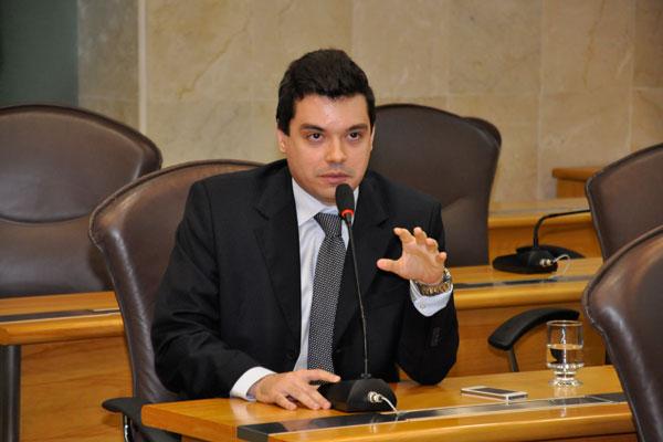 Walter Alves, deputado