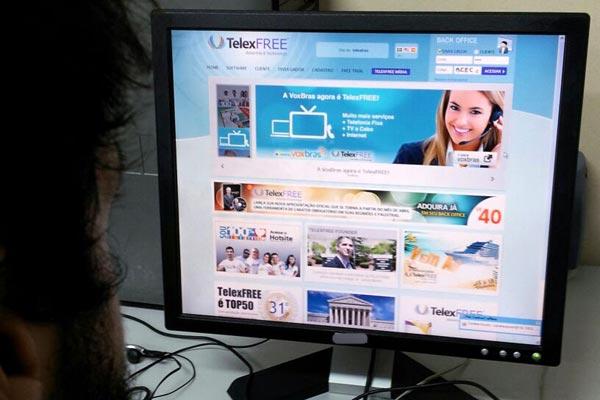 Telexfree é alvo de investigação por possível pirâmide financeira