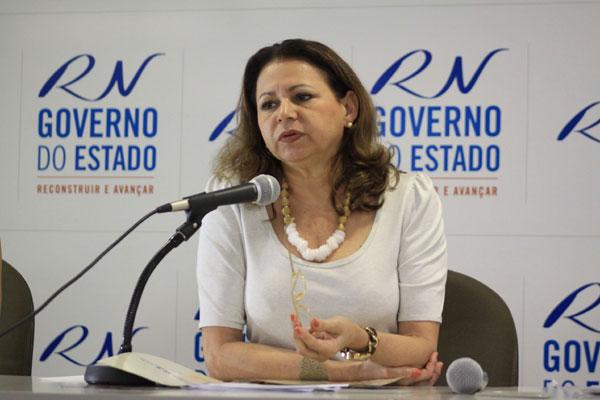 Secretária de Educação do Estado, Betânia Ramalho é favorável à recomendação do MPE