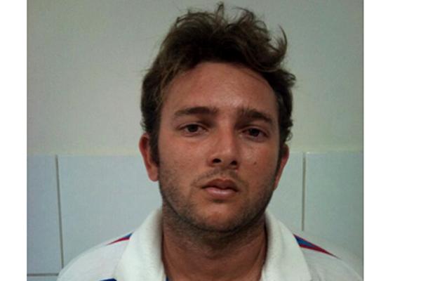 Jackson de Oliveira Sousa foi preso na Paraíba em ação conjunta da polícia