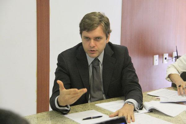Marcelo Costa: vetos a projetos considerados inconstuticionais ou que firam o interesse público