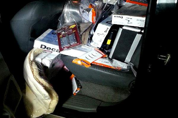 Cerca de R$ 5 mil em produtos foram furtados de loja