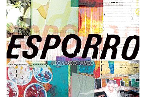 O livro Esporro é um relato fiel da cena roqueira no Brasil da década de 1990