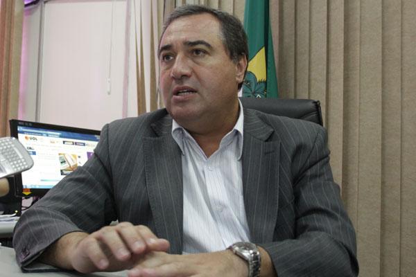 Aldair Rocha explica devoluções e cita complicações provenientes da lei das licitações