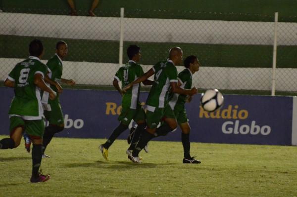 Paulinho fez o gol da vitória do Alecrim sobre o Sport-PE