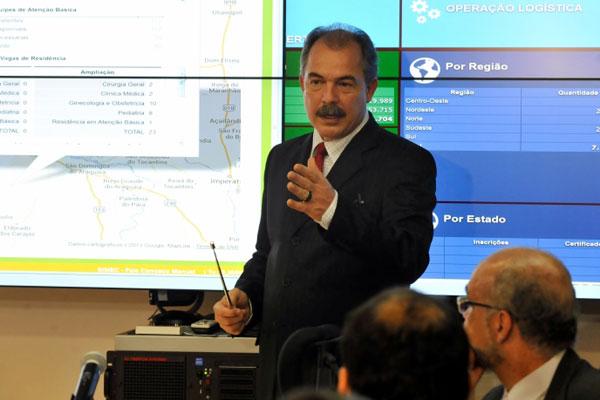 Mercadante:  provas serão aplicadas em mais de 1.600 municípios