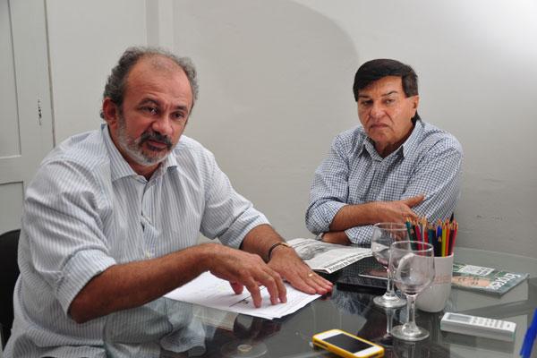 Itamar Maciel e Durval Dantas afirmam que vão apresentar proposta de negociação ao Governo