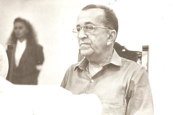 Heriberto Bezerra, ex-presidente do CRM e do América, faleceu após quatro meses e meio de internamento