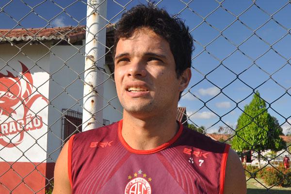 Norberto, ala do América foi eleito o craque da temporada