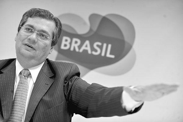 Desde junho de 2011, Flávio Dino é o presidente da Embratur (Instituto Brasileiro de Turismo)