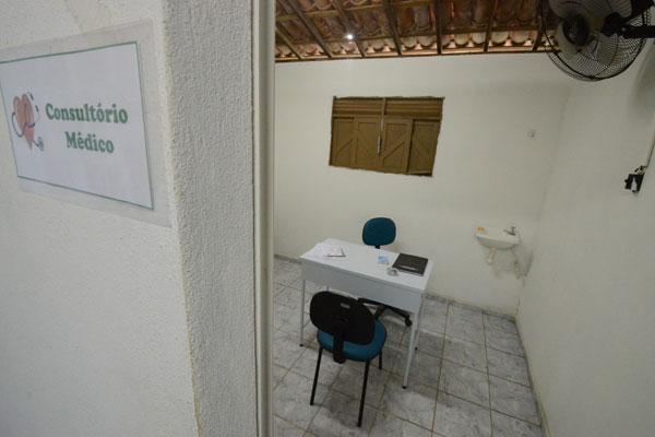 Em Serra Caiada, o programa vai atuar com um médico brasileiro