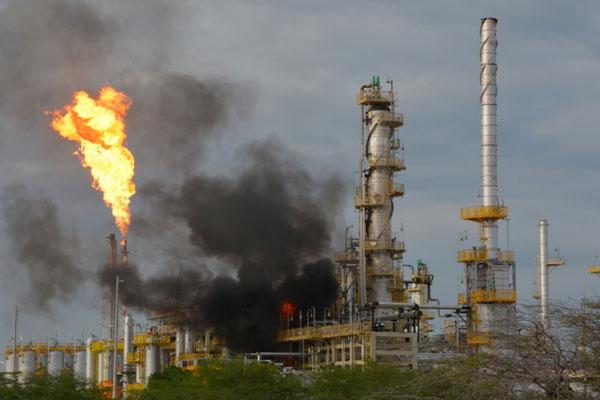 Petrobras afirmou que incêndio não prejudicará abastecimento
