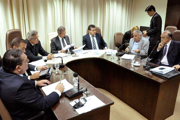 Deputados da Comissão de Constituição e Justiça vão apreciar a legalidade da proposta do Governo