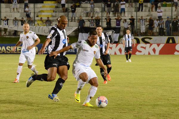 ABC venceu o Sport por 4 a 2 no Estádio Frasqueirão