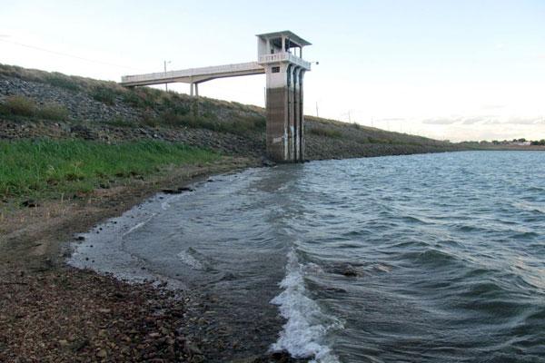 Itans: volume de água corresponde a 17,58 por cento da capacidade