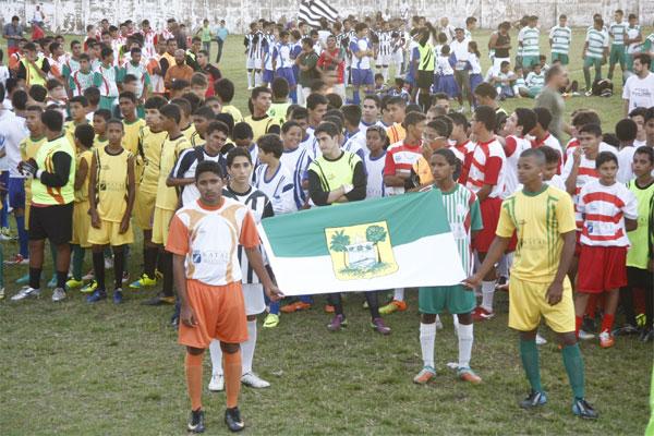 A Copa Nossa Cidade de Futebol Sub-15 contará com 42 equipes de Natal