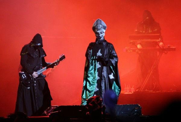 Ghost B.C., da Suécia, alia senso de teatralidade com grande conhecimento do rock clássico
