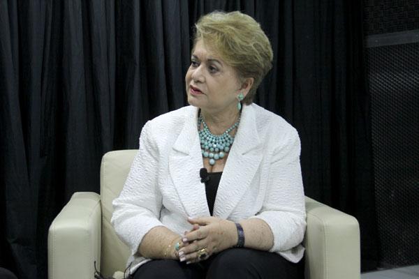 Wilma de Faria sinaliza que há possibilidade de concorrer ao Governo do Estado no próximo ano