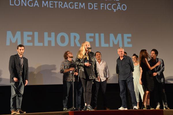 Principais premiados recebem troféu Candango no mais importante Festival de Cinema do País