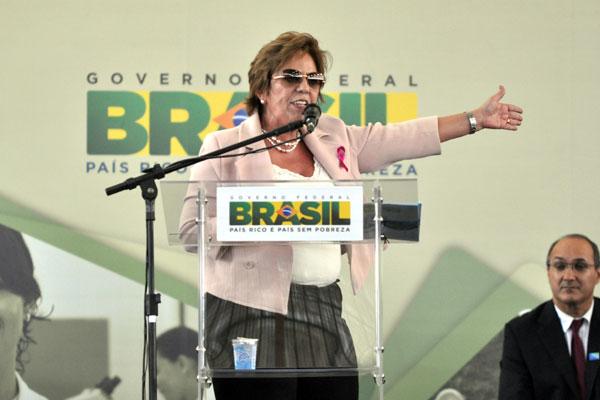 Rosalba Ciarlini tem confidenciado a pessoas próximas que pretende disputar o pleito estadual