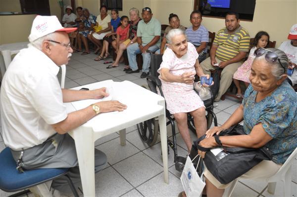 Expectativa de vida do brasileiro sobe
