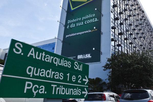 Controladoria Geral da União atua como órgão de fiscaliação do Governo Federal