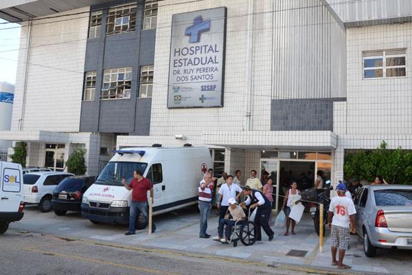 Resultado de imagem para Hospital Doutor Ruy Pereira dos Santos