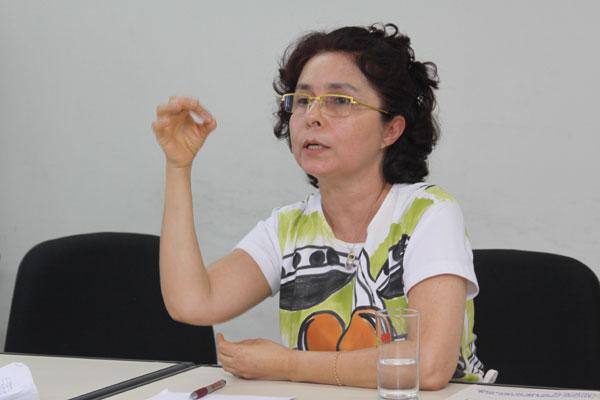 Rossana Sudário acha inconcebível realizar evento na Arena