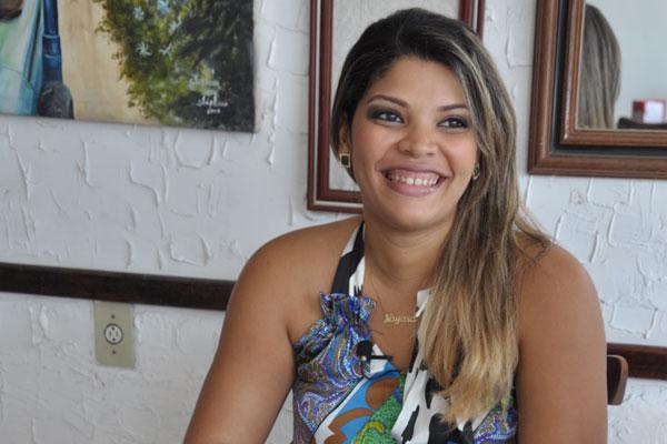 Empresária paraense Lycia Nayara