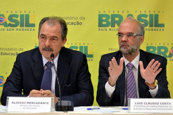Aloízio Mercadante e Luiz Cláudio: dicas e alertas aos estudantes que vão fazer provas do Enem