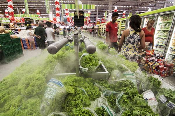 O setor de alimentos foi um dos que puxaram a inflação em 2013: Estimativas são pessimistas
